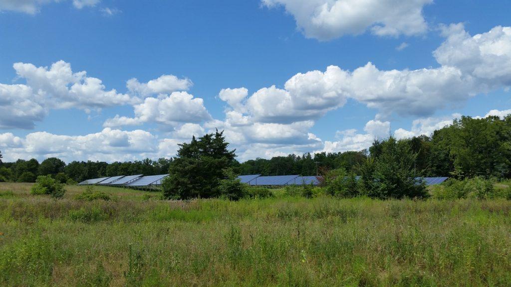 太陽光発電所を設置する土地選び