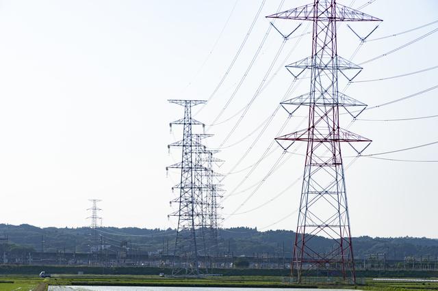 法人向け高圧電力について