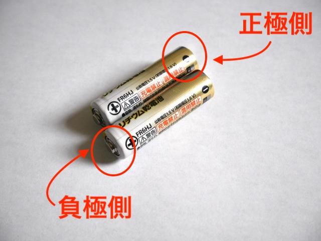 蓄電池の仕組みの説明