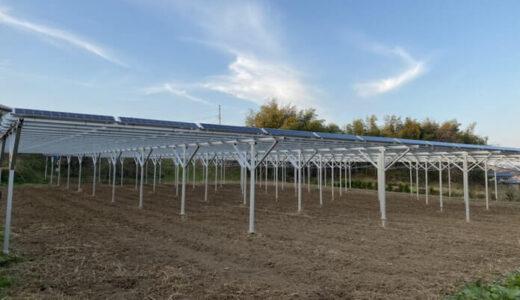 営農型太陽光発電に潜む問題点|土地活用はそれで本当に大丈夫?