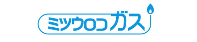 ミツウロコガス ロゴ